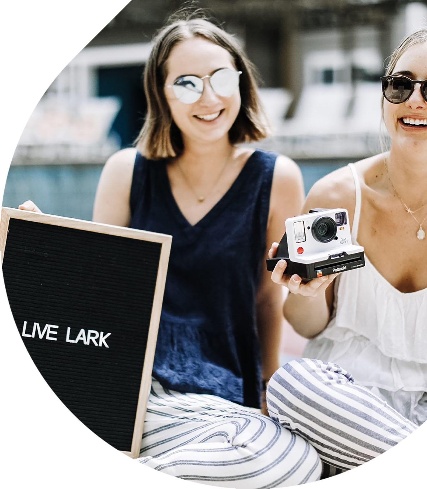 Let's Get Social At Lark