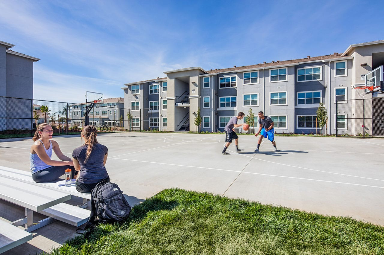 Student Apartments Sacramento